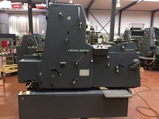 Heidelberg MO-E+ 单张纸胶印机