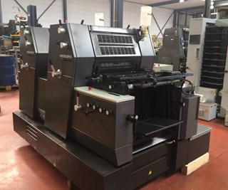 Heidelberg PM GTO 52 2 Sheet Fed