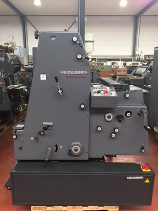 Heidelberg PM GTO 52 1 Sheet Fed