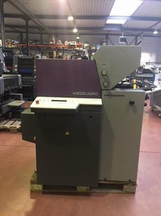 Heidelberg QM 46-2+ 单张纸胶印机