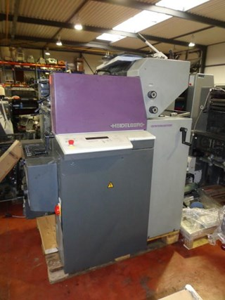 Heidelberg Quickmaster QM 46 2 Sheet Fed