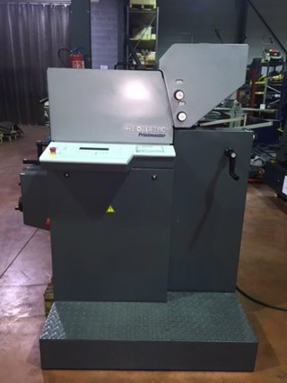 Heidelberg Quickmaster QM 46-2+ Sheet Fed