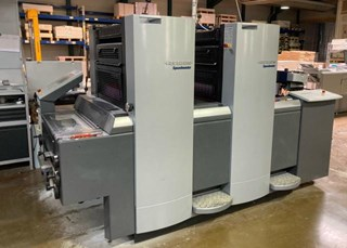 Heidelberg SM 52-2+ NP Sheet Fed