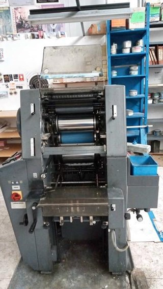Heidelberg TOK Sheet Fed