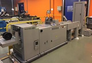 Horizon VAC 100+HOF-30+SPF-20A+FC-20A Zusammentragmaschinen
