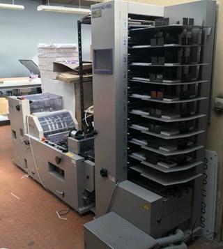 HORIZON VAC-100 + SPF-10II + FC-10II Collators