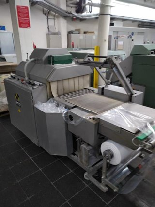 Hugo Beck KC 5555 Wrapping Machines
