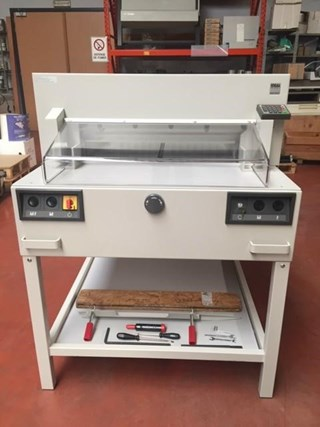 IDEAL 6550-95 EP Guillotines/Cutters
