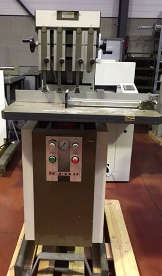 Iram 12 Paper drilling & punching