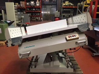PERFECTA-KNORR RLE-6-K Guillotines/Cutters