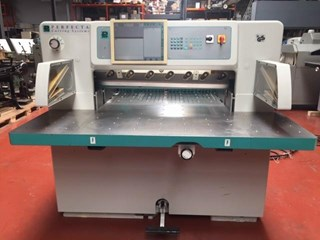 Perfecta 92 HTVC Guillotines/Cutters