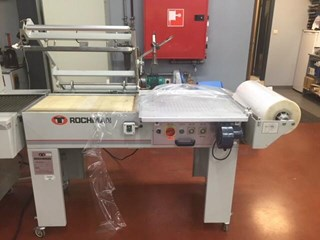 ROCHMAN SLA60/40 + TR45/90 Wrapping Machines
