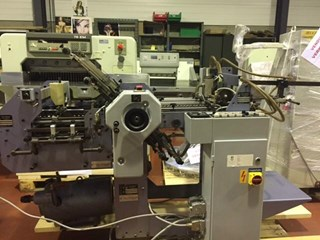 STAHL T36/4-F-KB3 Folding machines