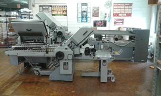STAHL TF56.3/4-4-4-RF-N Folding Machines