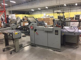 Stahl Ti52/4-4-Fi52 Folding machines