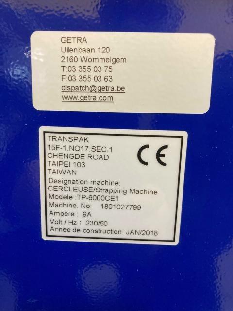 Transpack GETRA TP6000CE1