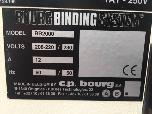 CP BOURG BB3000