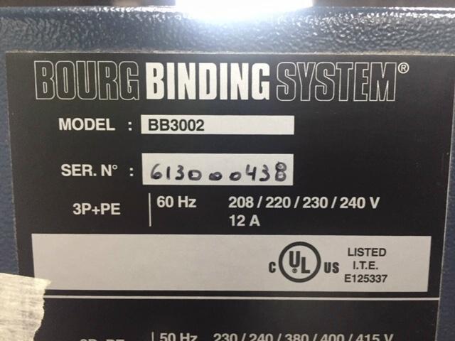 CP Bourg BB 3002