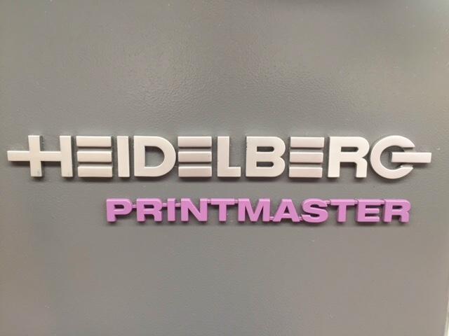 Heidelberg PM GTO 52 1