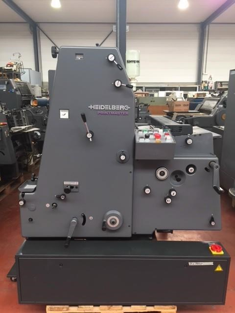 Show details for Heidelberg PM GTO 52 1