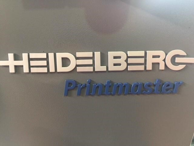 Heidelberg PM GTO 52 2