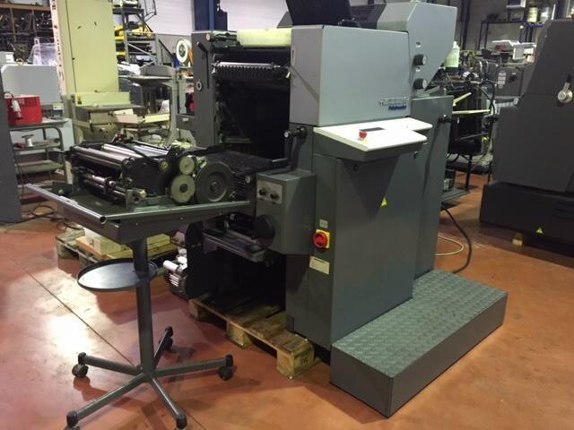 Heidelberg Quickmaster QM 46-2+