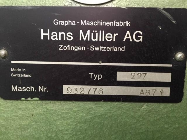 Müller Martini 227