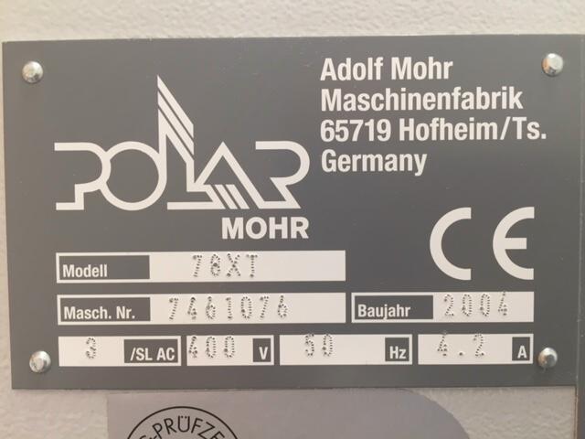 Polar 78 XT