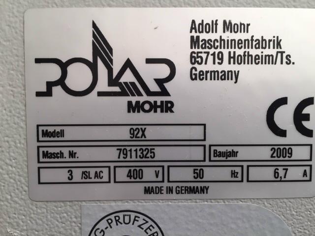 Polar 92 X