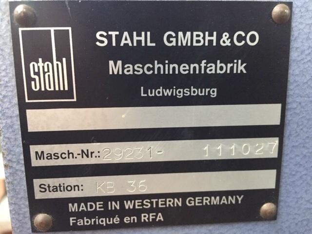 STAHL T36/4-F-KB3