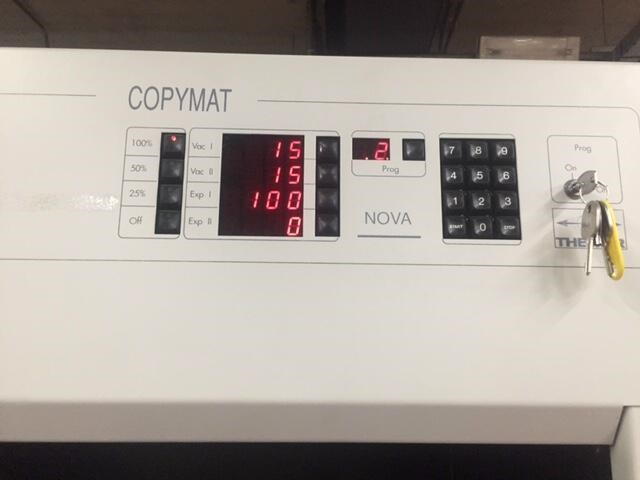 Theimer COPYMAT 064 TYP 3160