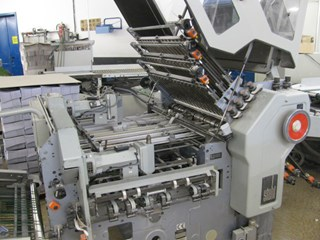 Heidelberg KD  78/6 KTL Folding machines
