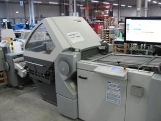 Heidelberg Stahhlfolder KH 66 / 4KL Folding machines