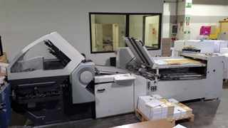 Heidelberg KH 78/4KL Folding machines