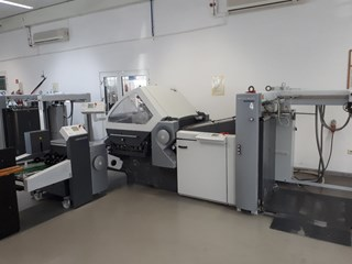 HEIDELBEG STAHLFOLDER KH 78/4 KLL-PD Folding machines