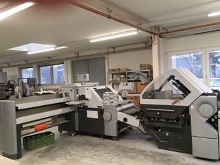 Heidelberg Stahlfolder KH78-4 KTL -RD Folding machines