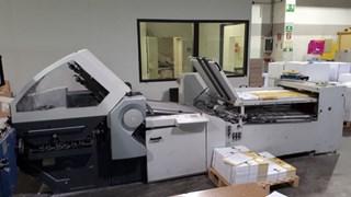 Heidelberg KH82/4KL Folding Machines