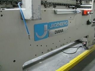 Jagenberg Dianan 105-2 Folder Gluers