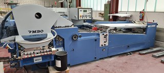 MBO K800.2 SKTL/4 Folding Machines