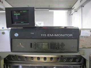 Polar 115 EM Monitor Guillotinas