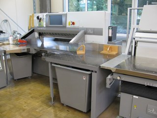 Polar 137 XT Plus Guillotines/Cutters