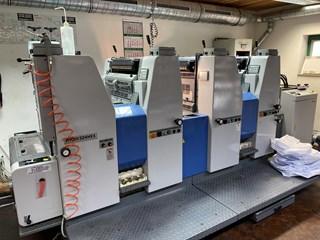 Ryobi 524 HXX 单张纸胶印机