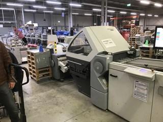 Stahl KH 66 / 4KL Folding machines