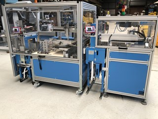 ATS US-2000 CSW-SLM-180-STA Packing machines