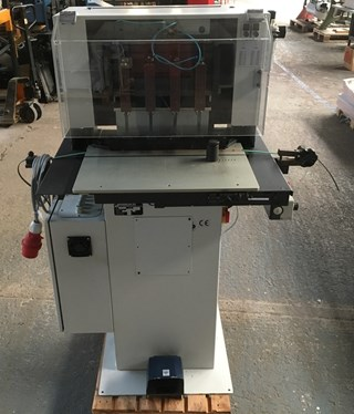 4 Head drilling machine Paper Drilling & Punching