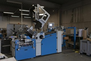 GUK 74/6 KTL P4 Folding Machines