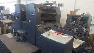 Heidelberg Printmaster 74-2 Sheet Fed