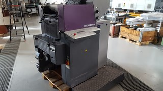 Heidelberg Quickmaster 46-2 Sheet Fed