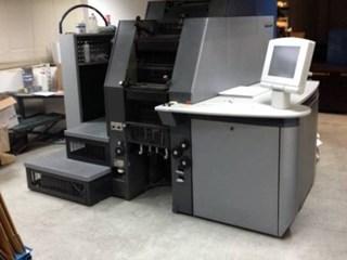 Heidelberg Quickmaster QMDI 46 4 Pro Digital Printing