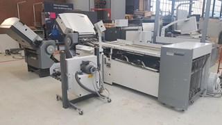 Heidelberg Stahl RFH 66 - 6 Folding machines